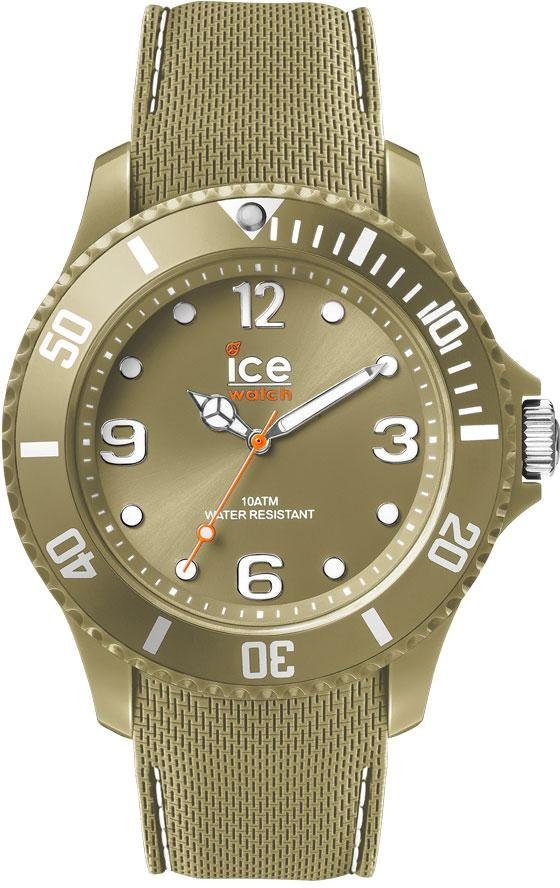 ice-watch Quarzuhr »ICE sixty nine (2017) - Khaki - Large - 3H, 014554«