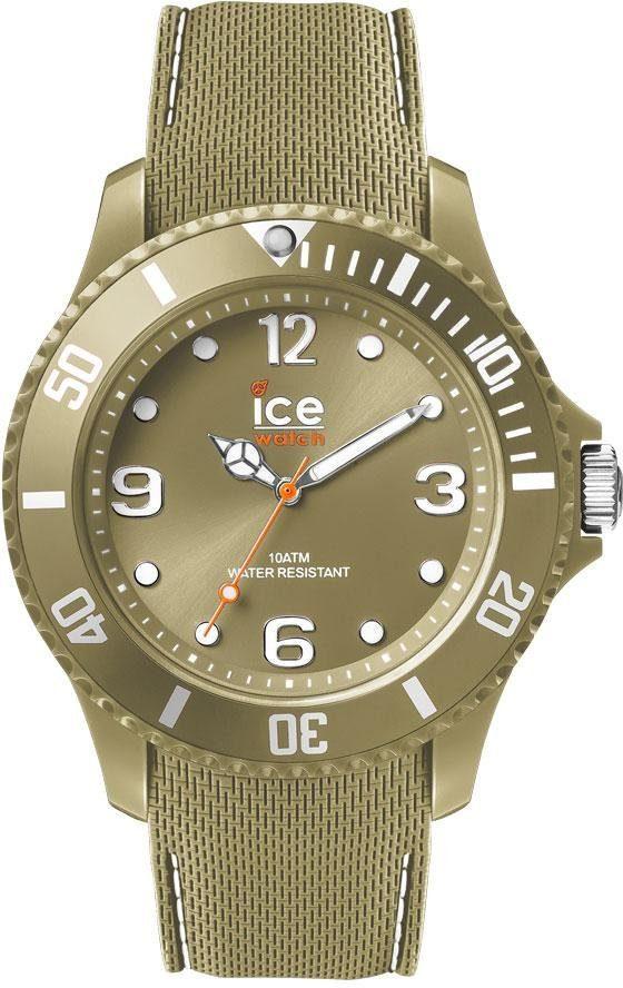 ice-watch Quarzuhr »ICE sixty nine (2017) - Khaki - Large - 3H, 014554«
