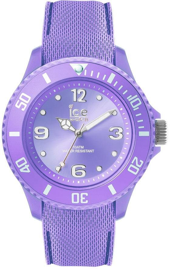 ice-watch Quarzuhr »ICE sixty nine (2017) - Purple - Medium - 3H, 014235«