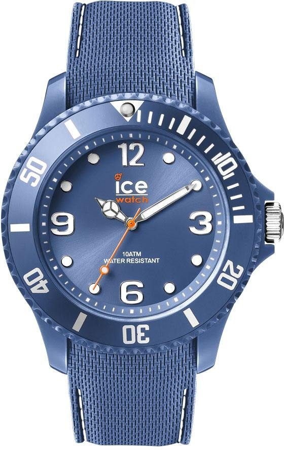 ice-watch Quarzuhr »ICE sixty nine (2017) - Blue jean - Large - 3H, 013618«