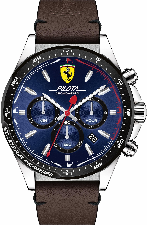Scuderia Ferrari Chronograph »Pilota, 830435«