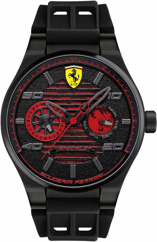 Scuderia Ferrari Multifunktionsuhr »Speciale, 830431«