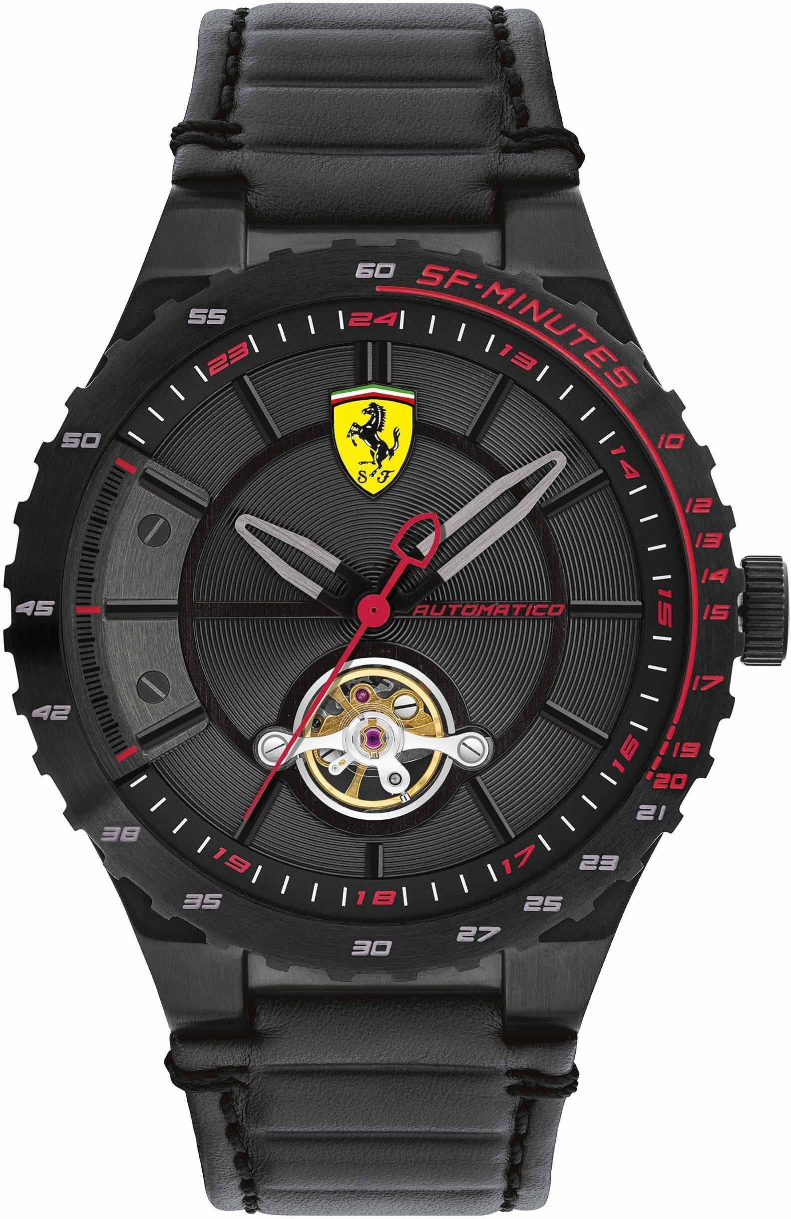 Scuderia Ferrari Automatikuhr »Speciale Evo Automatico«
