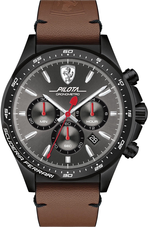 Scuderia Ferrari Chronograph »Pilota, 830392«