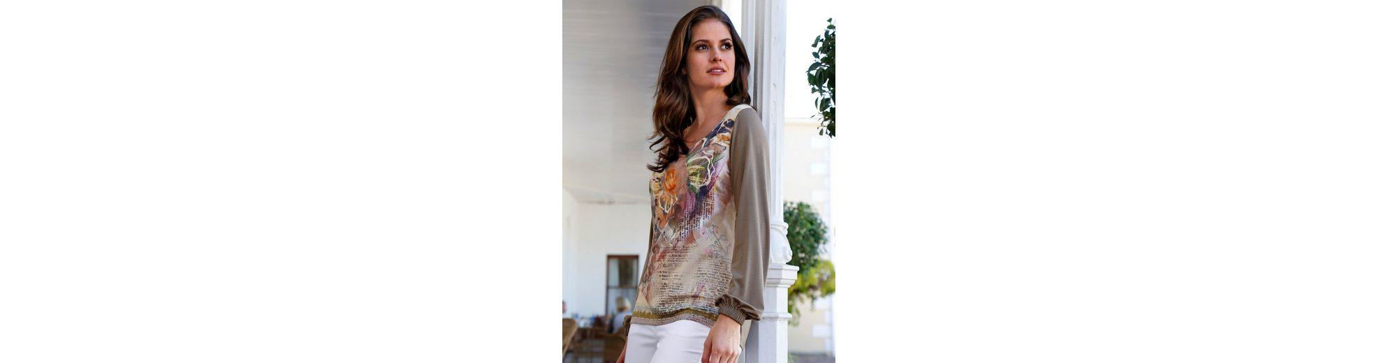 Amy Vermont Shirt mit aufwendigem Druck Zuverlässig Günstig Online VmS5mHv