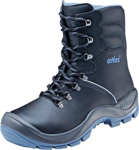 Atlas Schuhe »Anatomic Bau 845 XP« Sicherheitsstiefel Sicherheitsklasse S3