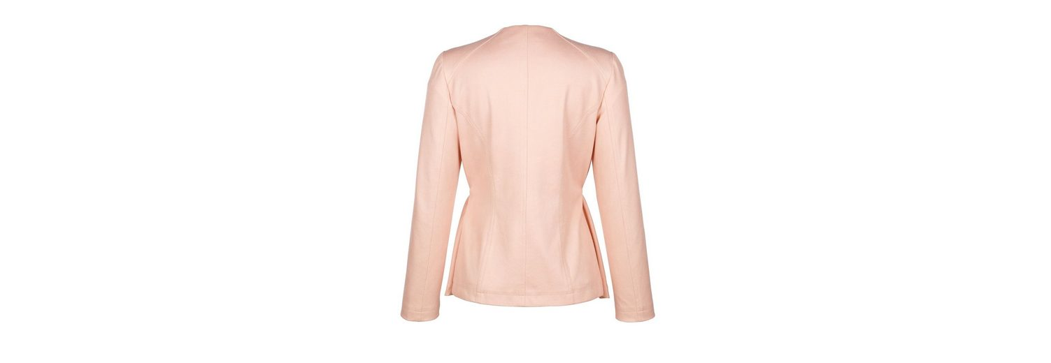 Top-Qualität Online Amy Vermont Jacke aus beschichtetem Jersey Zum Verkauf Finish Billig Verkauf Versand Niedriger Preis Gebühr Preise Günstiger Preis 0DoHl