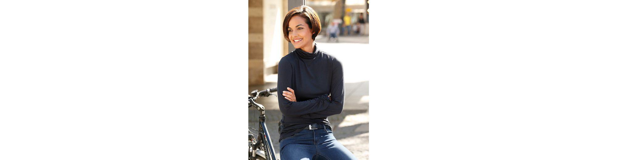 2018 Neue Online Amy Vermont Rollkragenshirt mit Jerseyrollkragen Geschäft Zum Verkauf AztbsYiF5A