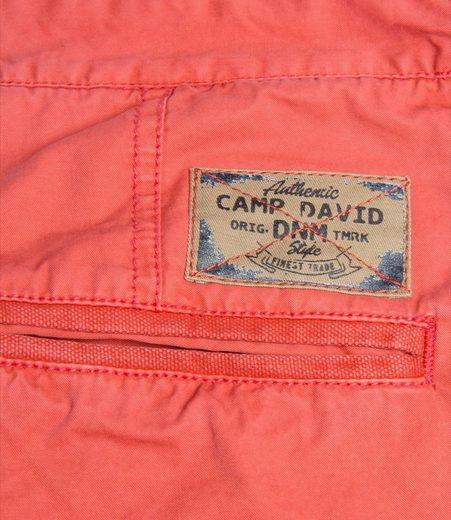 CAMP DAVID Bermudas