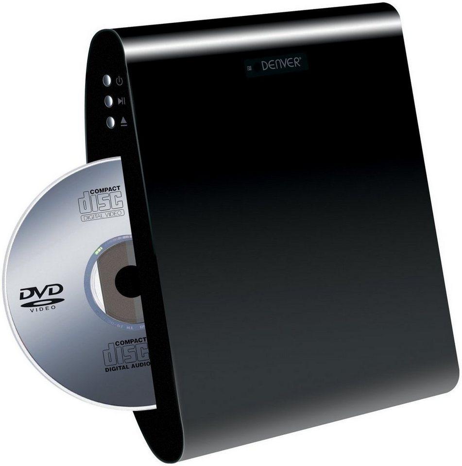denver dvd player dwm 100usb gibt alle g ngigen formate. Black Bedroom Furniture Sets. Home Design Ideas