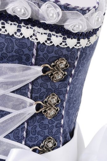 Marjo Dirndl Briefly With Decorative Beads
