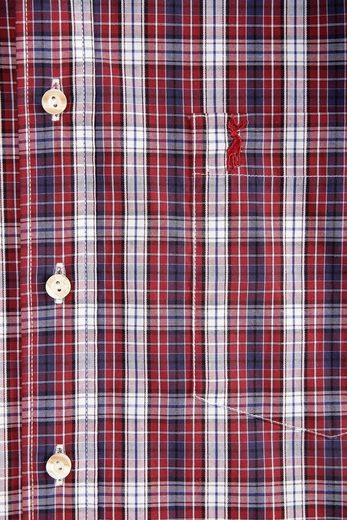 Almsach Trachtenhemd im Karodesign