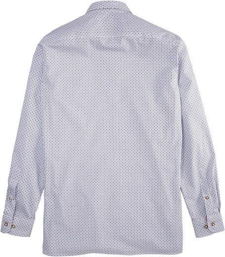Hammerschmid Trachtenhemd in schmaler Form