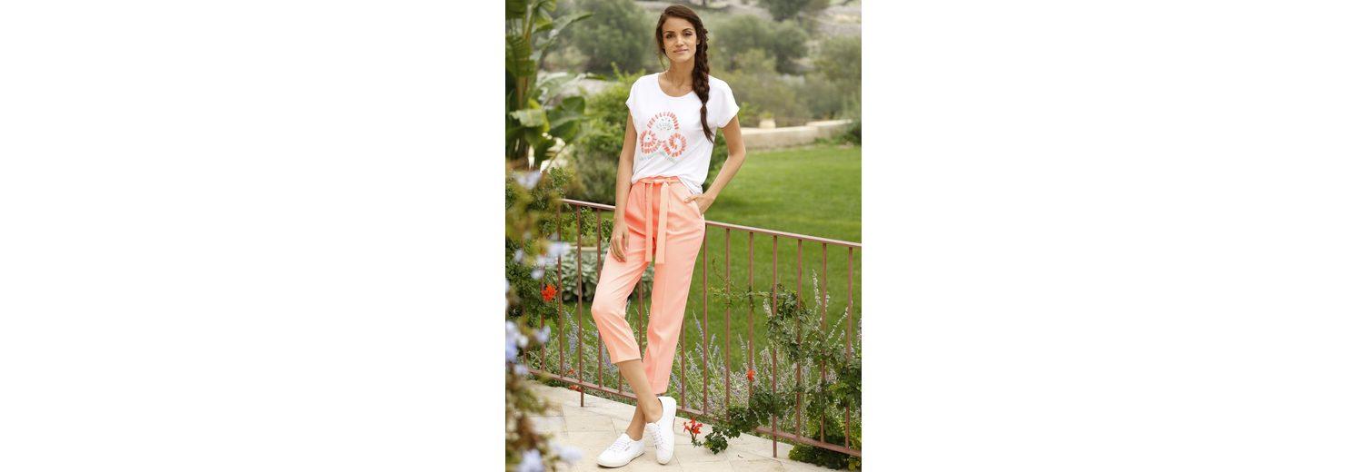Amy Vermont Hose mit Bindegürtel Offizielle Seite Online Billig Vermarktbare Echt Angebote Zum Verkauf d3kysX2z8
