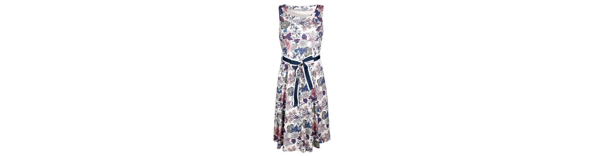 Amy Vermont Jerseykleid allover mit floralem Druck Mode Günstig Online Original-Verkauf Online Lwj5k0b3qE