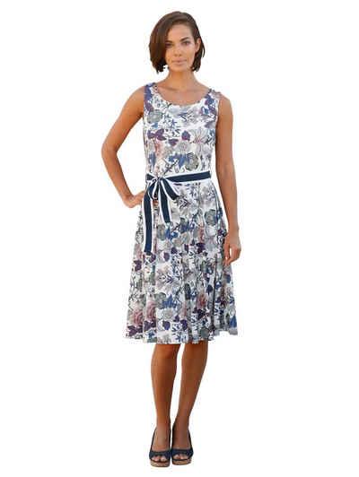 Amy Vermont Jerseykleid allover mit floralem Druck Sale Angebote Felixsee
