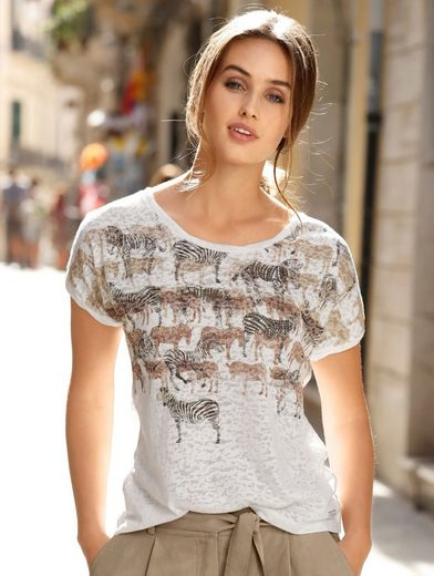 Amy Vermont Shirt als Ausbrenner