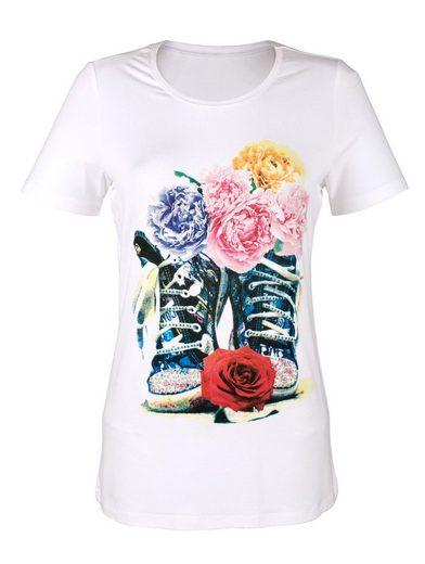 Amy Vermont Shirt mit Motivdruck