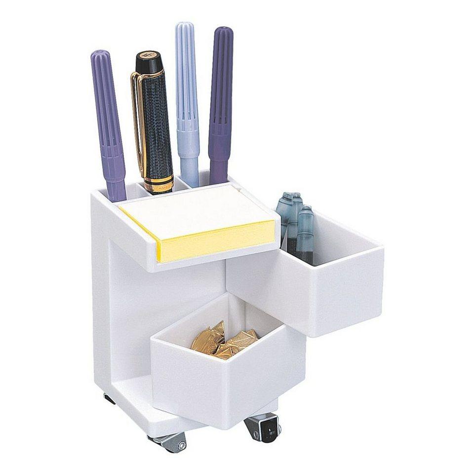 Künstlerisch Schreibtisch Mit Rollcontainer Beste Wahl Schreibtischorganizer »rollcontainerÂ«