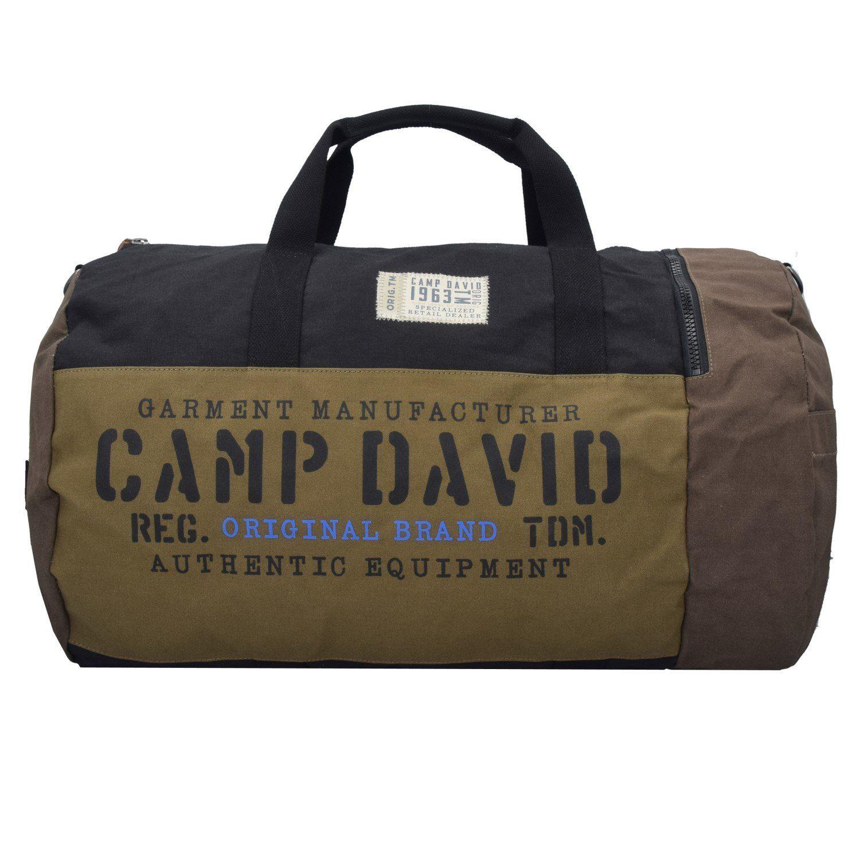 CAMP DAVID Camden Bay Weekender Reisetasche 59 cm