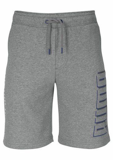 PUMA Sweatshorts STYLE ATHLETICS SHORTS TR10, mit Reißverschlusstaschen
