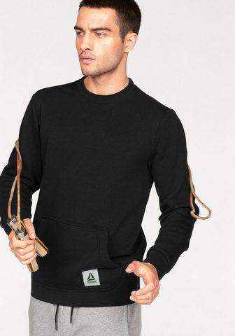 REEBOK Sportinio stiliaus megztinis »CS GRAPH...