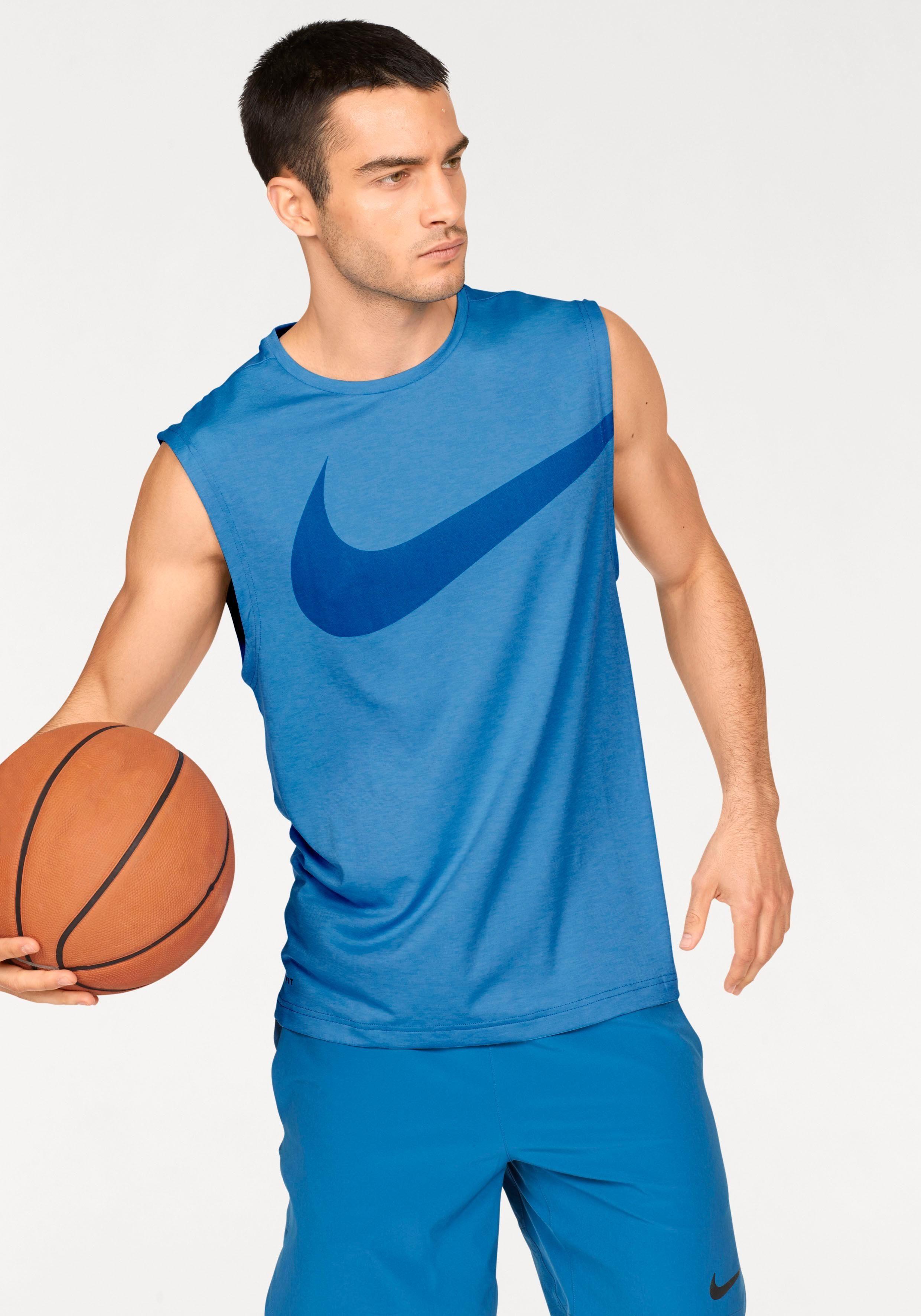 Nike Tanktop »MEN NIKE BREATHE M TANK HYPER DRY GFX«