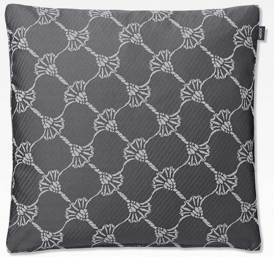 kissenbezug joop habit mit kornblumen muster otto. Black Bedroom Furniture Sets. Home Design Ideas