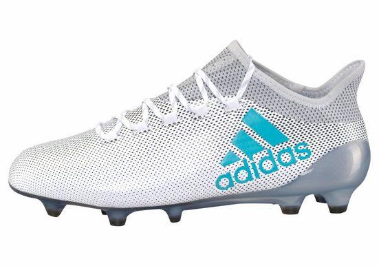 Adidas Performance X 17.1 Fg Nous Botte De Football