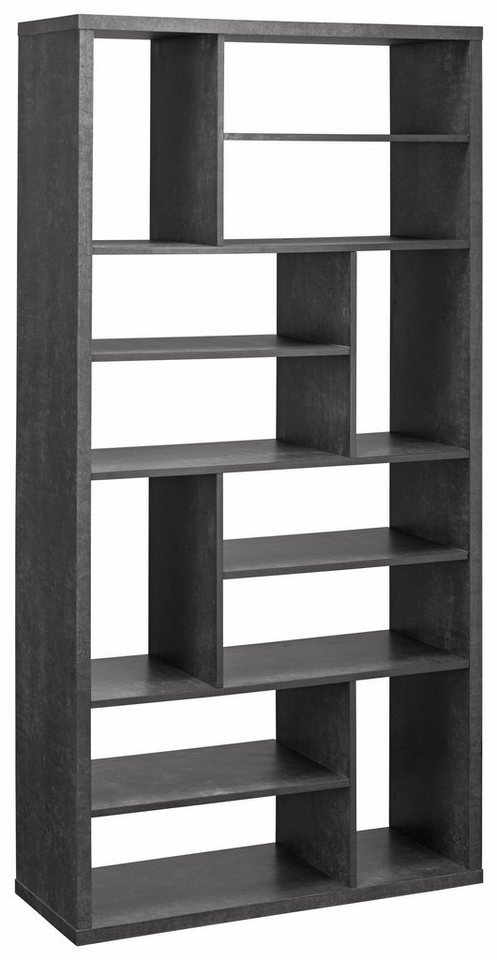 regal lewis h he 180 cm fsc zertifizierter holzwerkstoff online kaufen otto. Black Bedroom Furniture Sets. Home Design Ideas