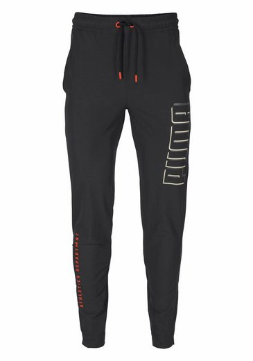 PUMA Sporthose STYLE ATHLETICS WOVEN PANTS