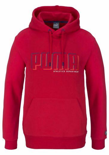 Puma Kapuzensweatshirt Style Athlétisme À Capuche Fl