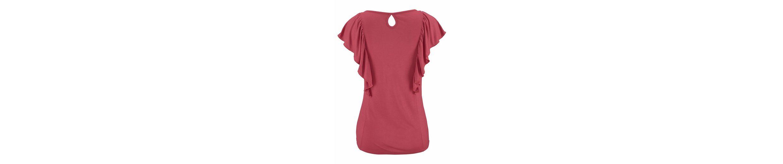 Neueste Günstig Kaufen Niedrigsten Preis LASCANA Strandshirt Billig Authentisch Auslass Fabrikpreis y50uraMR4z