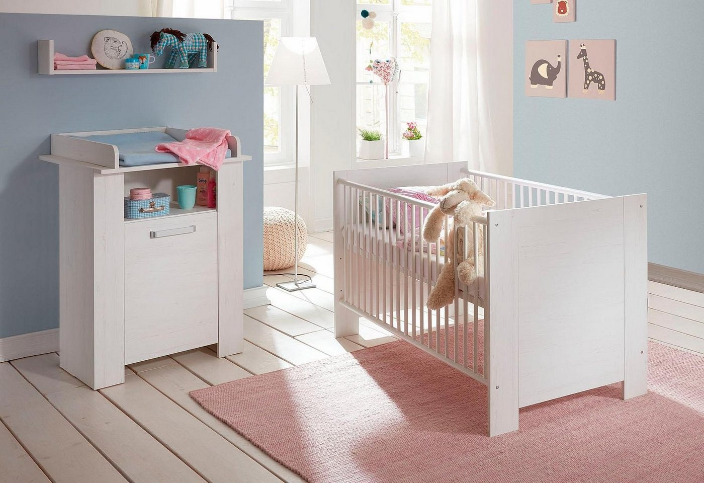 Gebraucht wickelkommode machen sie den preisvergleich - Otto babyzimmer ...