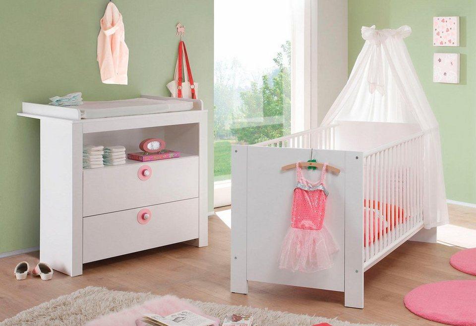 Babymobel Set Trend Spar Set 2 Tlg 2tlg Bett