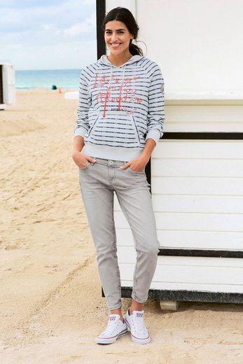 SOCCX Sweatshirt, mit Kapuze