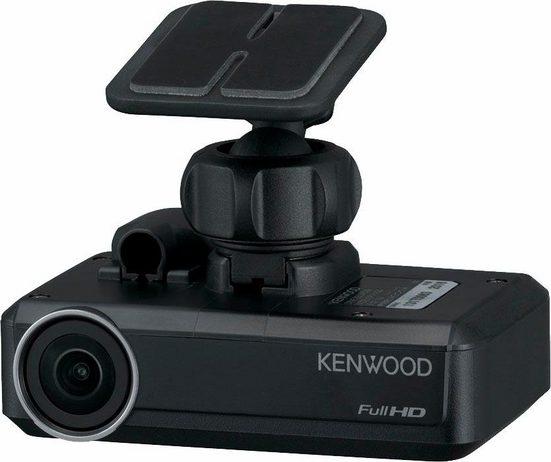 Kenwood »DRVN520« Camcorder (Full HD, Dashcam mit Anschlussmöglichkeit für Dashcam-Link fähige Moniceiver, Wiedergabe der Aufnahmen über den angeschlossenen Moniceiver)
