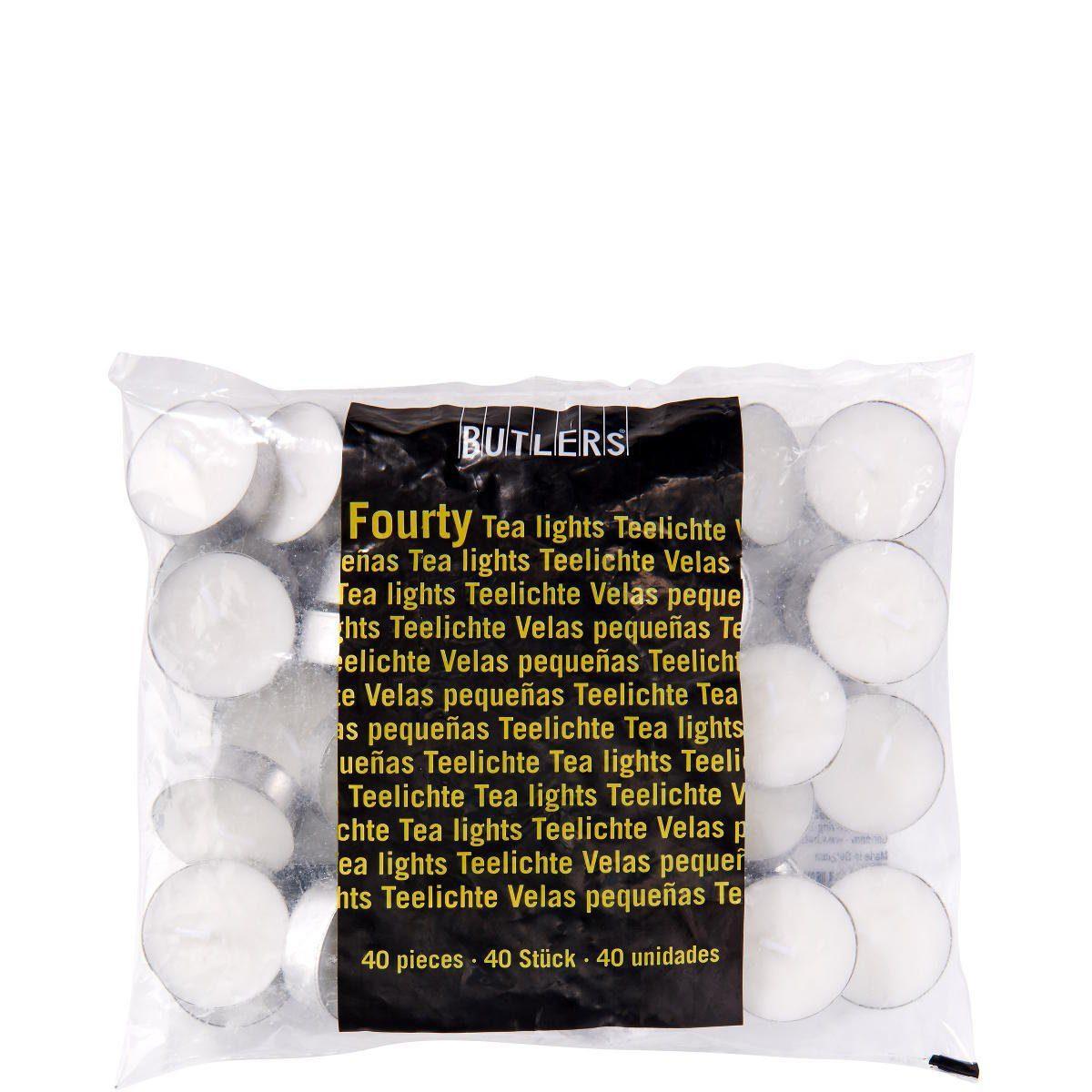 BUTLERS FOURTY »Teelichte«