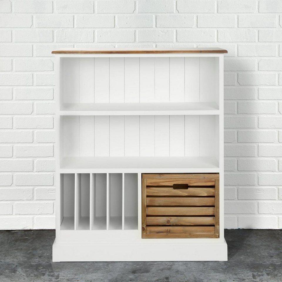 butlers campagne b cherregal online kaufen otto. Black Bedroom Furniture Sets. Home Design Ideas