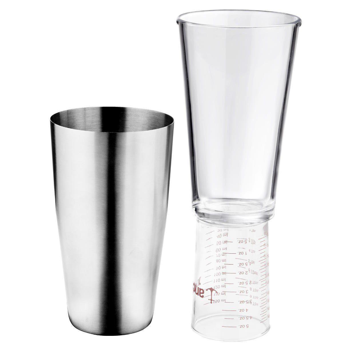 BUTLERS BOSTON SHAKER »Cocktailshaker mit Glas«