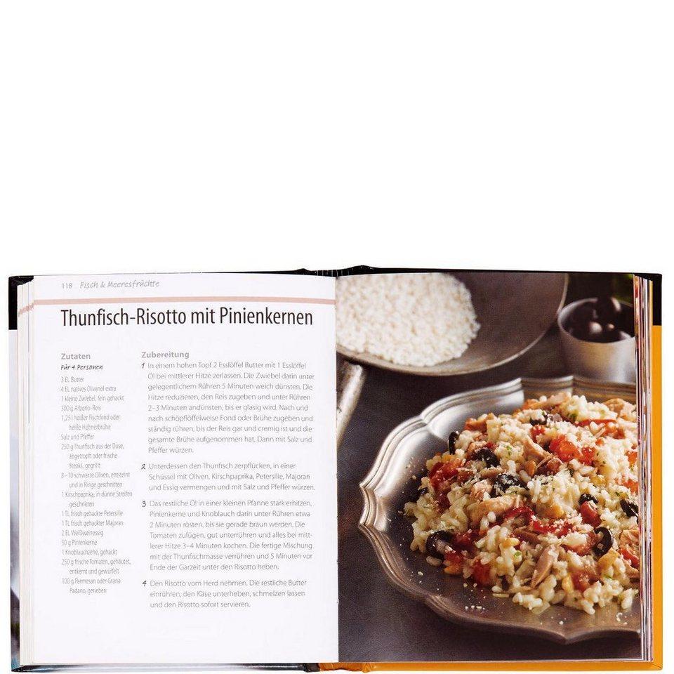Butlers kochbuch mini italienisch online kaufen otto for Koch italienisch
