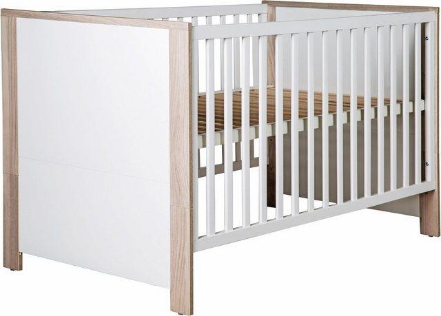 Babybetten - Roba® Babybett »Kombi Kinderbett Olaf«  - Onlineshop OTTO