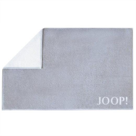 Badematte »Doubleface« Joop!, Höhe 4 mm, fußbodenheizungsgeeignet, beidseitig nutzbar