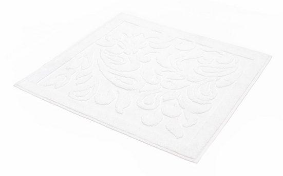 Badematte »Newport« Kleine Wolke, Höhe 6 mm, rutschhemmend beschichtet, fußbodenheizungsgeeignet