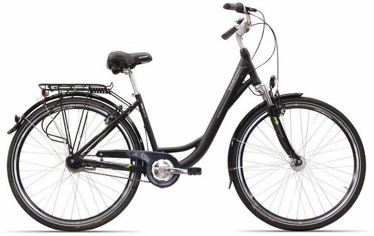 HAWK Bikes Cityrad, 7 Gang Shimano, Nabenschaltung