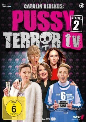 DVD »Carolin Kebekus - Pussy Terror TV - Staffel 2«