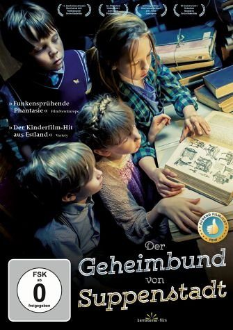 DVD »Der Geheimbund von Suppenstadt«