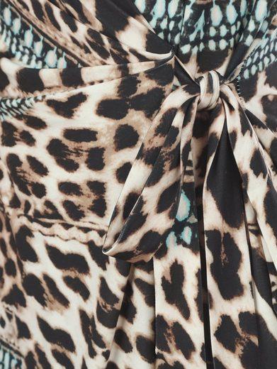 Amy Vermont Jerseykleid mit Alloverdruck