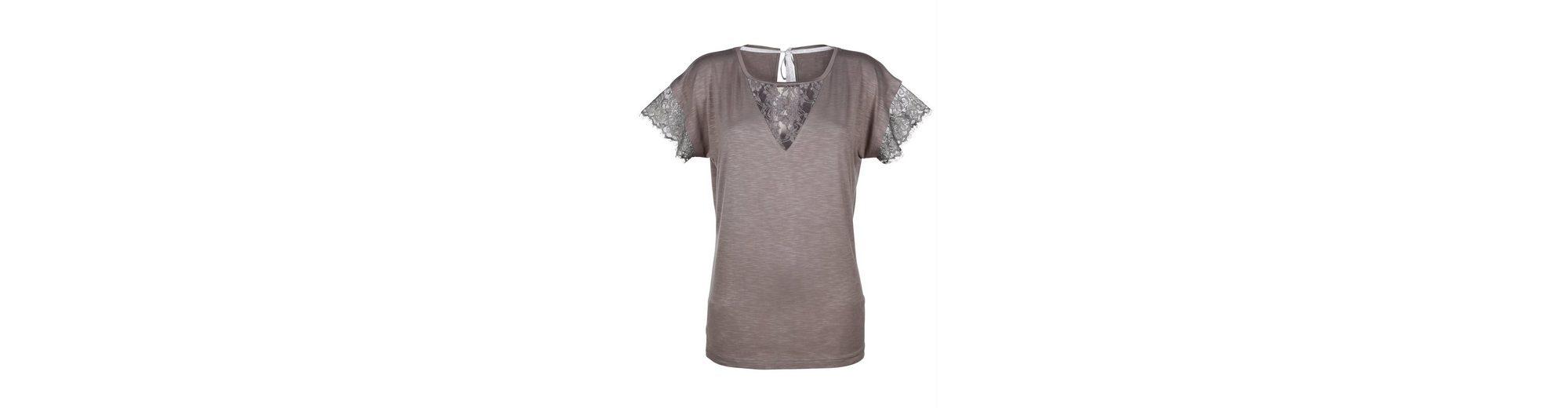 Amy Vermont Shirt mit Spitzeneinsatz Bester Verkauf Verkauf Online Spielraum Bilder Zuverlässig Günstig Online Auslass Größte Lieferant HxehEiOFI4