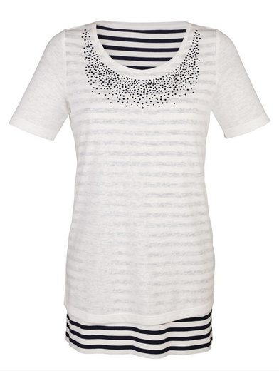 Amy Vermont Shirt im Lagenlook